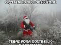 Mikołaj już po Ciebie idzie