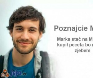 Mądry ten Marek