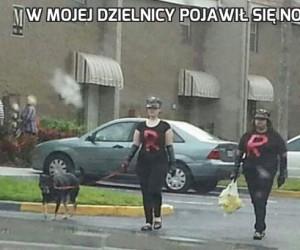 W mojej dzielnicy pojawił się nowy gang