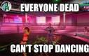 Dance is love, dance is life