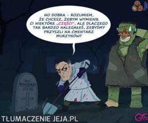 Frankenstein z kompleksem