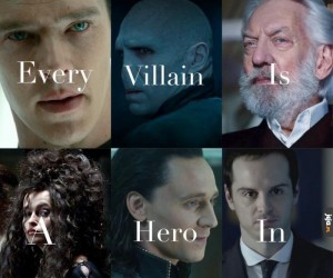 Każdy złoczyńca jest bohaterem...