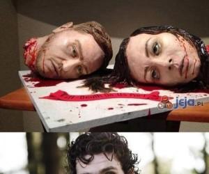 Krwawy tort weselny