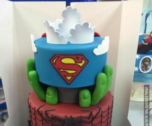 Tort dla fana superbohaterów