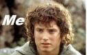 Frodo i jego dziewczyna