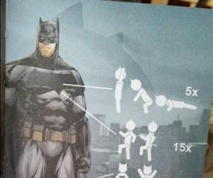Jak zostać Batmanem