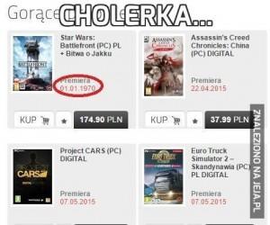 Cholerka...
