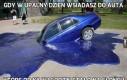 Gdy w upalny dzień wsiadasz do auta