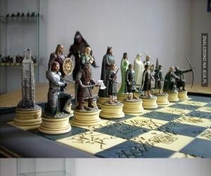 Szachy Władca Pierścieni