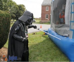 Darth Vader - geniusz zła