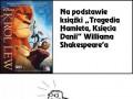 """Król Lew na podstawie książki """"Tragedia Hamleta...""""?"""