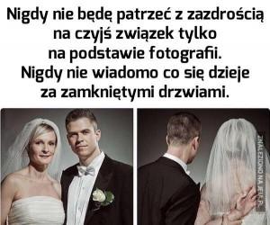 Nigdy nie oceniaj na podstawie fotografii