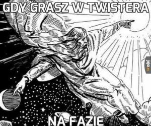 Gdy grasz w Twistera