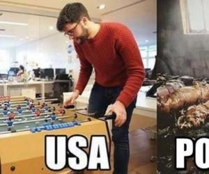 Jaki kraj, takie piłkarzyki
