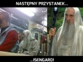 Saruman już na pewno nie płaci za bilet