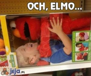 Och, Elmo...