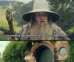 Hobbit - wersja alternatywna