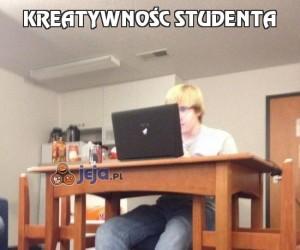 Kreatywnośc studenta