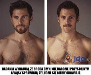 Broda vs. Wąsy