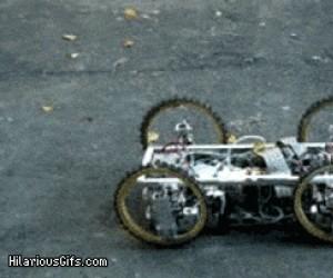 Autoboty, jazda!