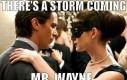 Nadchodzi burza, panie Wayne
