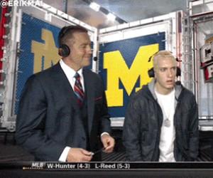 Eminem na fazie