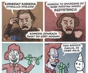 Życie jest komedią