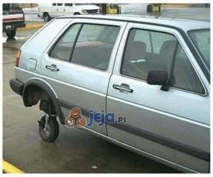 Samochodowe naprawy amatorów