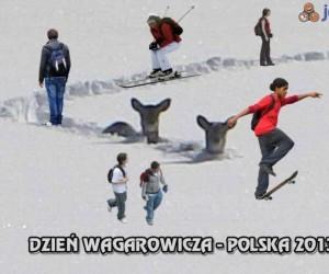 Dzień Wagarowicza - Polska 2013