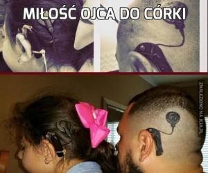 Miłość ojca do córki