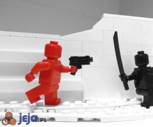Lego SUPERHOT