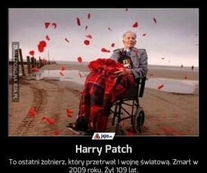 Harry Patch