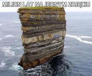 Milion lat na jednym zdjęciu