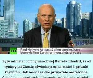 Minister z Kanady ujawnia prawdę