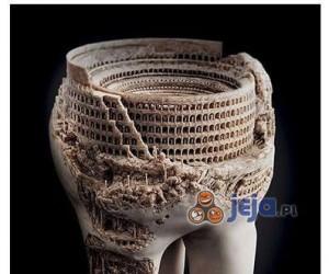 Zębowe koloseum