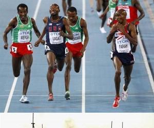 Przejęty biegacz ofiarą przeróbek
