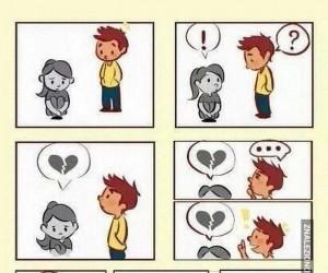 Złamane serce?