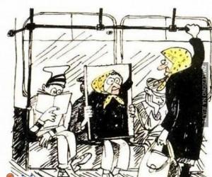 Przydałoby się czasem w autobusie