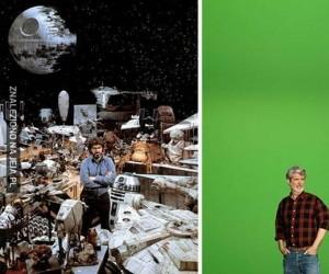 Kiedyś inaczej się robiło filmy...