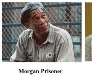 Morgan w pierdlu i Morgan wolny