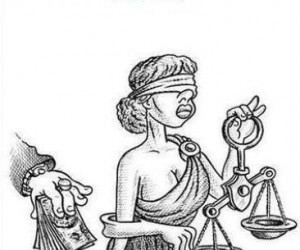 Ikona sprawiedliwości