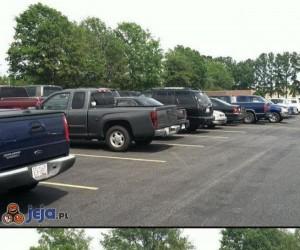 Już chcesz parkować i ...
