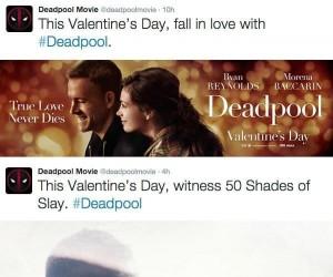 Najnowsze plakaty Deadpoola