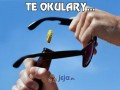 Te okulary...