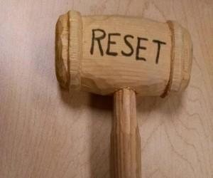 Twardy reset