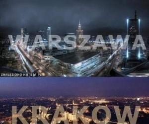 Miasta nocą