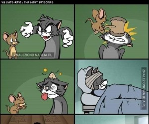 Tom i Jerry - Zakazany Odcinek