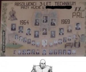 """""""Trzyletnie"""" technikum"""