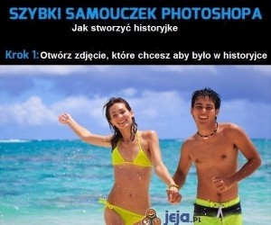 Szybki samouczek photoshopa