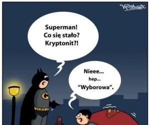 Nowa słabość Supermana
